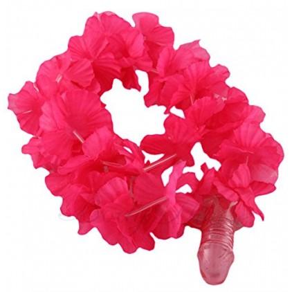 Collier de fleur zizi